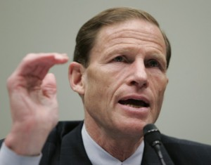 "Sen. Richard Blumenthal: ""Riders have lost their patience with this railroad and so have I."""
