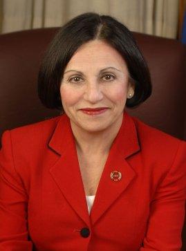 State Sen. Toni Boucher, R-Wilton, is exploring a run for governor.